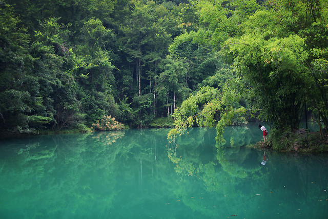 body-of-water-nature-water-natural-landscape-green 图片素材