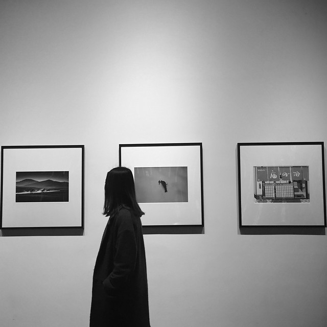 exhibition-museum-people-wall-room picture material