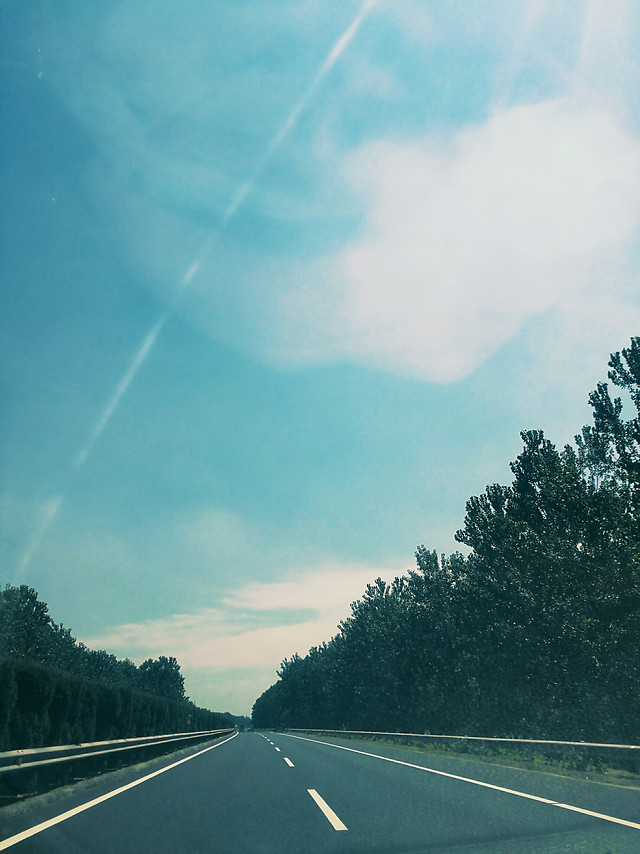 road-asphalt-no-person-highway-sky picture material