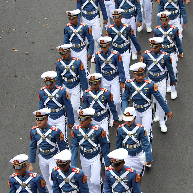 military-uniform-people-navy-group-together picture material