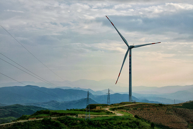 electricity-energy-windmill-power-alternative picture material