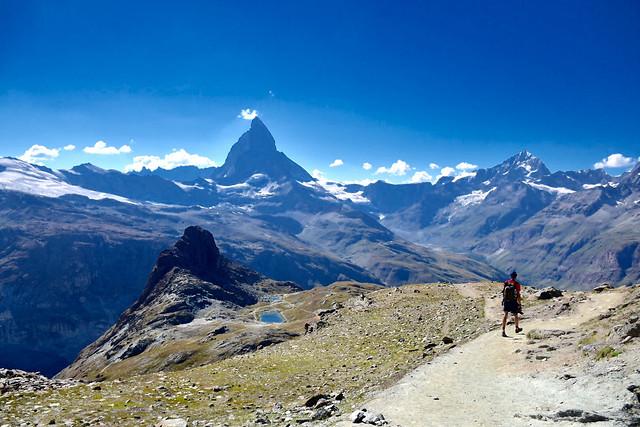 snow-mountain-climb-hike-no-person 图片素材