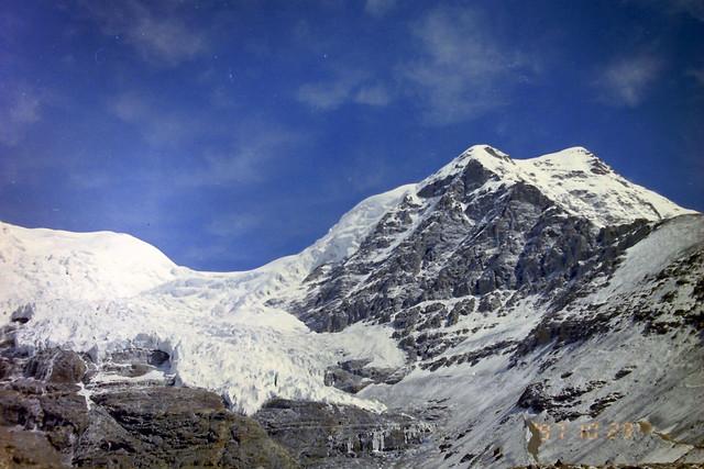 snow-mountain-no-person-travel-ice 图片素材