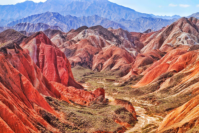 landscape-mountain-rock-scenic-canyon picture material