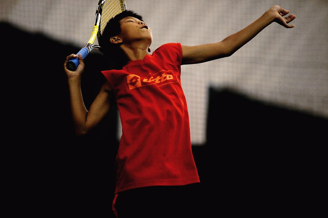 tennis-portrait-woman-people-one picture material