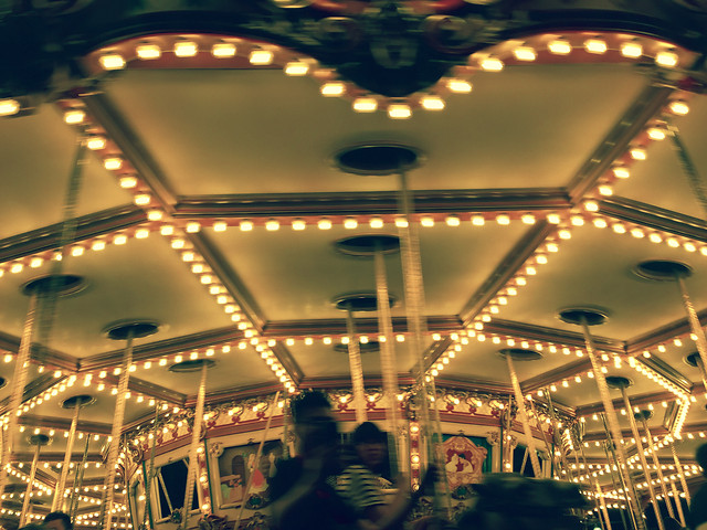 amusement-ride-light-travel-photograph-motion picture material