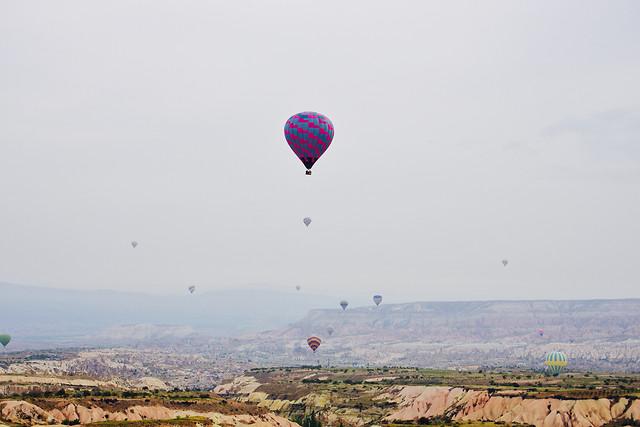 sky-balloon-landscape-adventure-turkey picture material