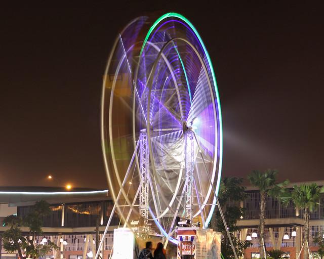 ferris-wheel-entertainment-carnival-carousel-fairground picture material