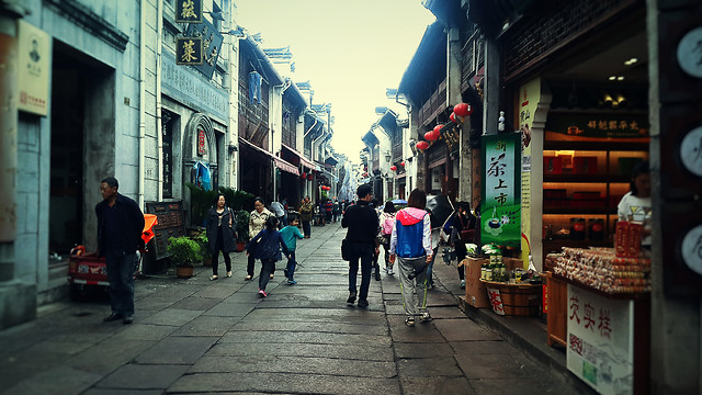 street-commerce-shopping-city-stock picture material