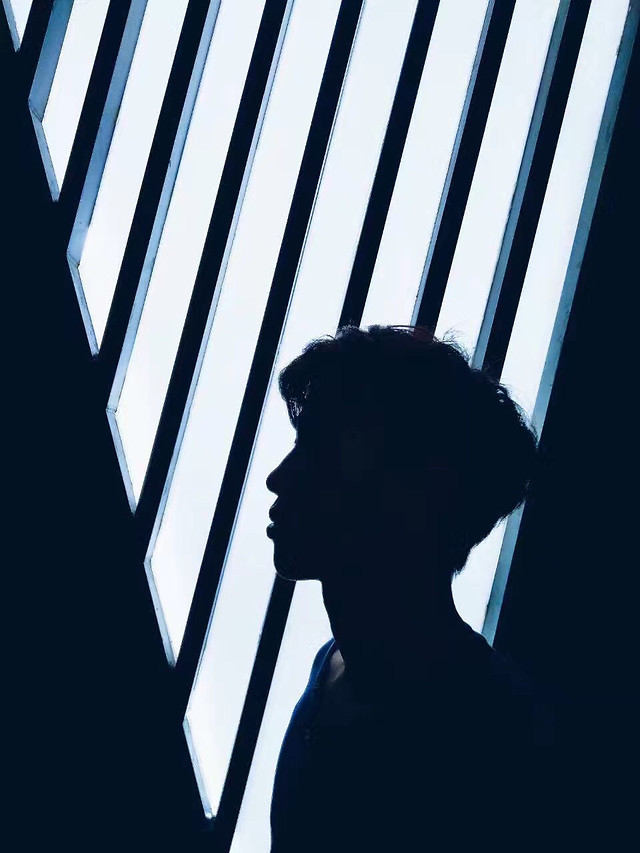 silhouette-shadow-man-people-business picture material