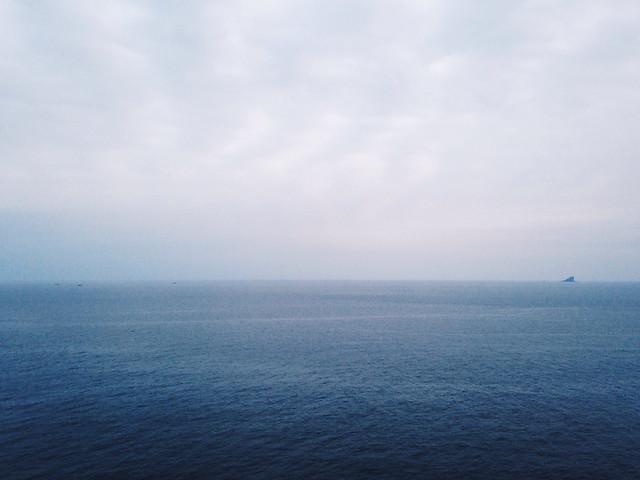 sky-landscape-nature-sea-water 图片素材