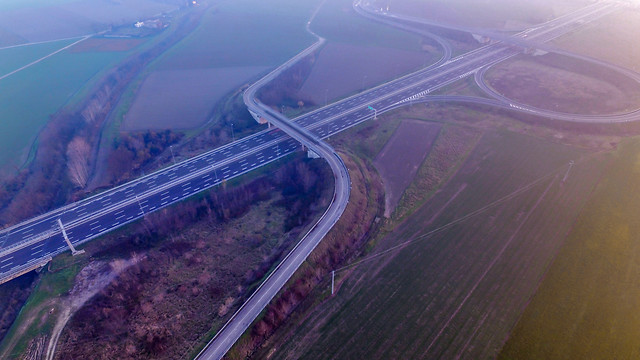 highway-road-traffic-transportation-system-expressway picture material