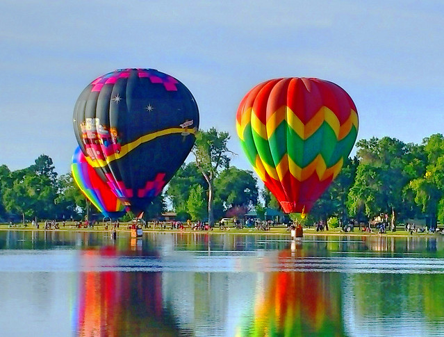 no-person-balloon-motley-outdoors-floating picture material