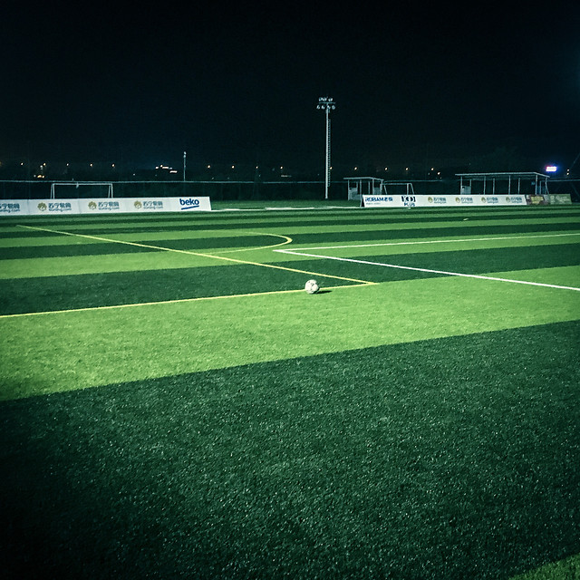 football-soccer-competition-stadium-no-person picture material
