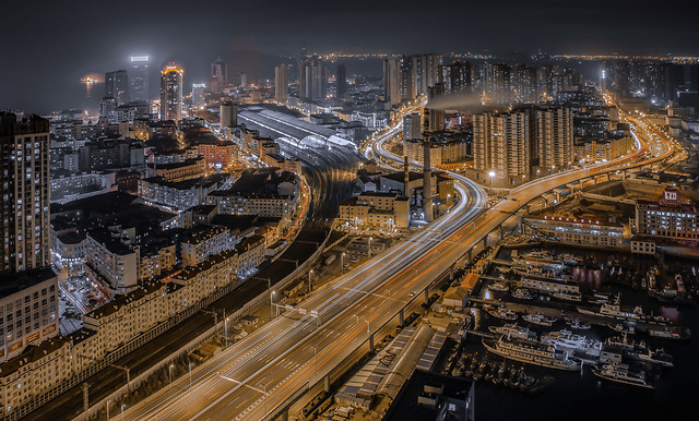 city-urban-road-cityscape-travel picture material