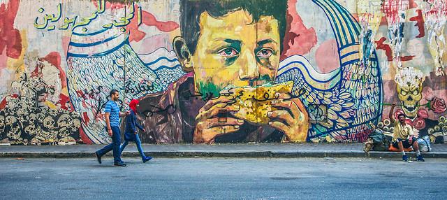 art-mural-graffiti-wall-painting picture material