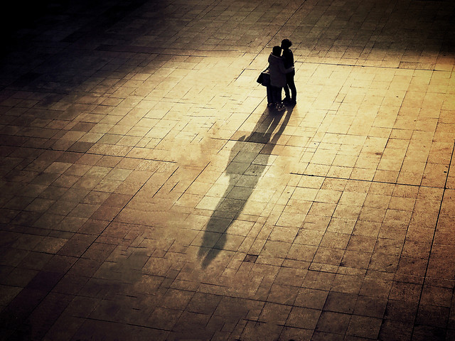 people-street-shadow-man-photograph picture material