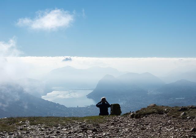 mountain-landscape-snow-travel-fog 图片素材