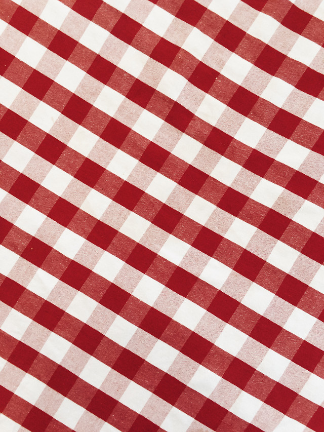 stripe-red-linen-textile-wallpaper picture material