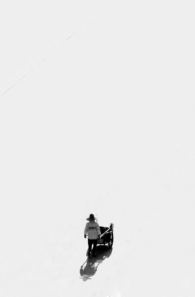 people-adult-silhouette-black-monochrome picture material