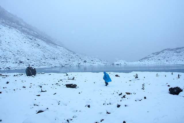 snow-winter-freezing-arctic-glacial-landform 图片素材