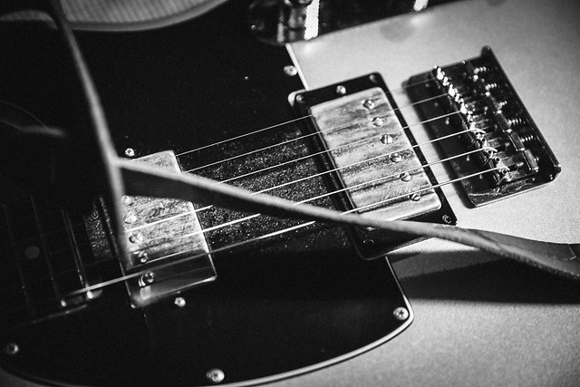 guitar-instrument-music-musical-instrument-monochrome picture material