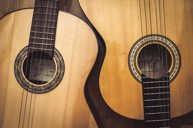guitar-instrument-music-bowed-stringed-instrument-wood picture material