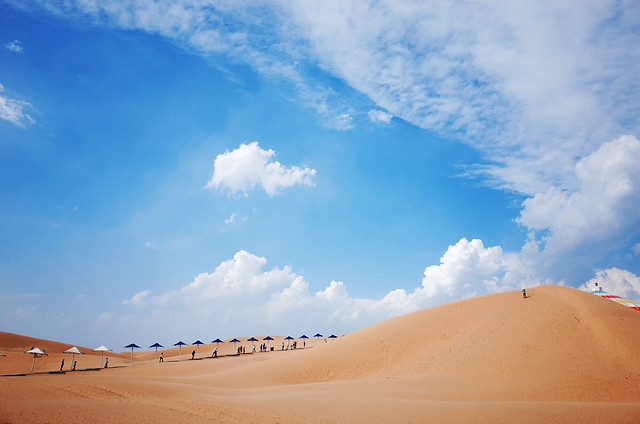 desert-sand-sky-no-person-travel picture material