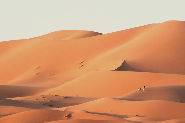 desert-sand-dune-no-person-arid picture material