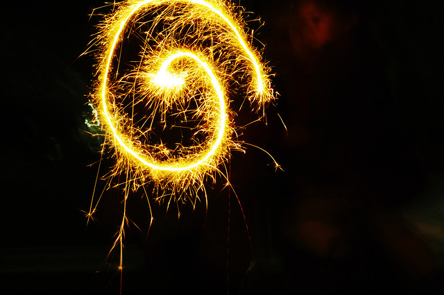 flame-insubstantial-abstract-sparkler-art picture material