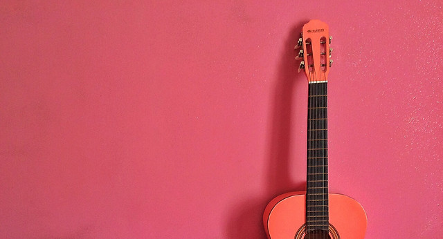 no-person-guitar-music-musical-instrument-string-instrument picture material