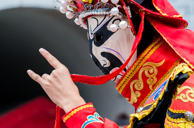 festival-costume-traditional-stage-red picture material