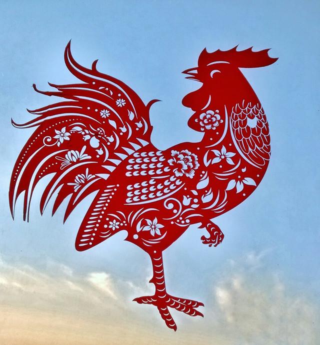 chicken-design-no-person-retro-bird 图片素材