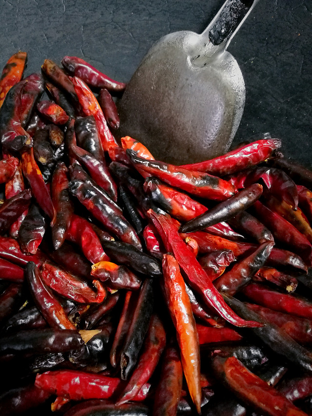 chili-pepper-hot-food-cooking 图片素材