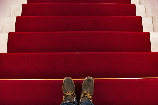 velvet-auditorium-step-seat-no-person picture material