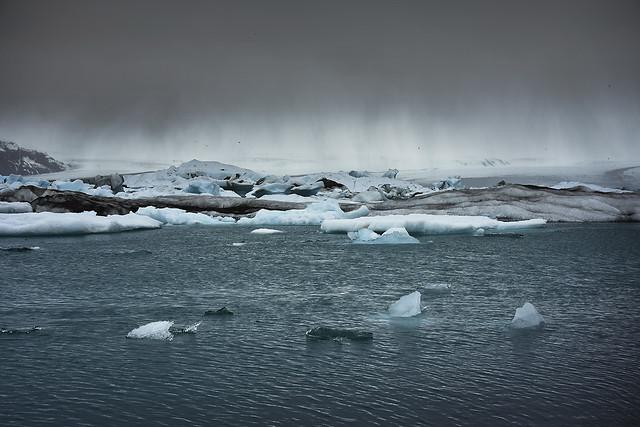 water-iceberg-ice-snow-winter 图片素材