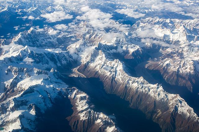 snow-mountain-ice-winter-glacier 图片素材