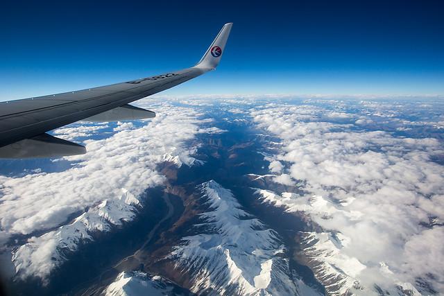 snow-no-person-winter-sky-airplane 图片素材