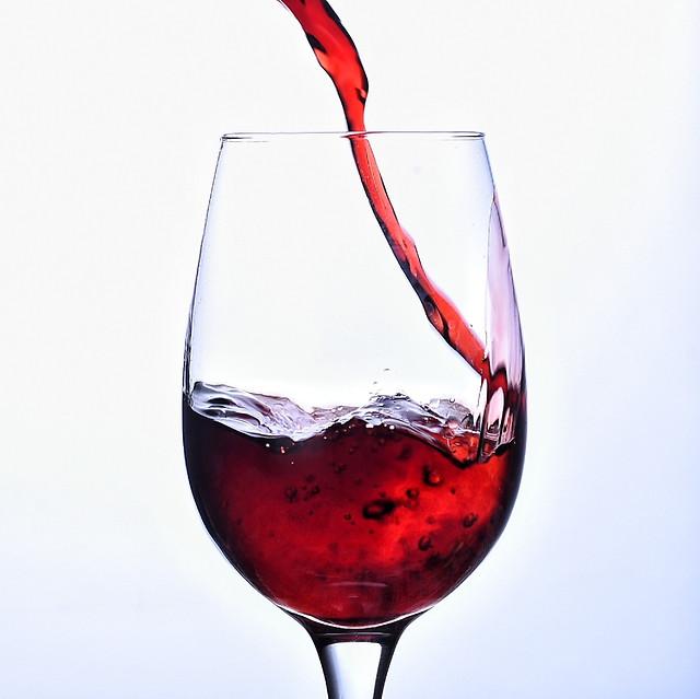 wine-merlot-glass-liquor-alcohol 图片素材