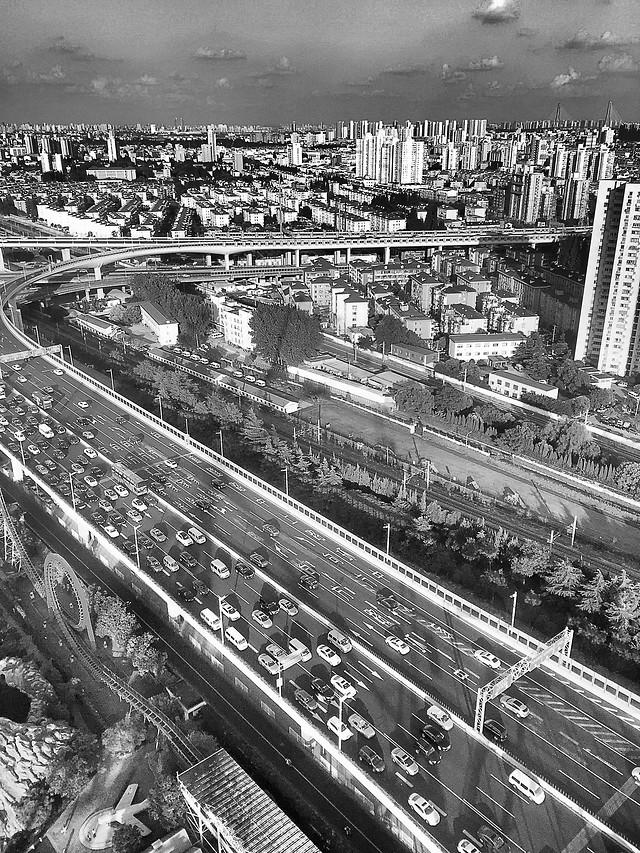 transportation-system-road-street-city-track 图片素材