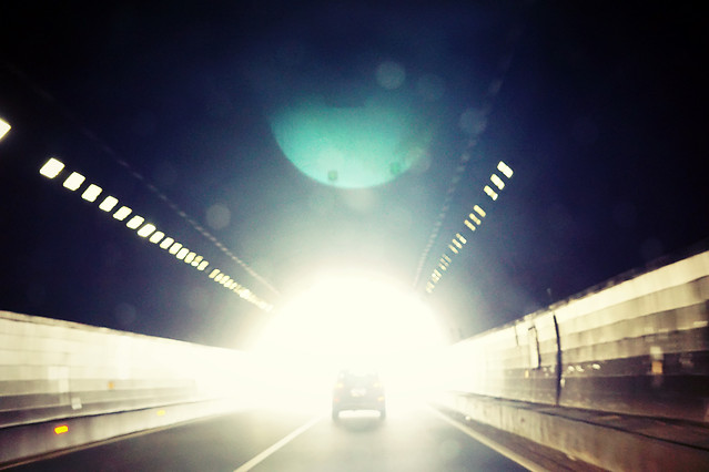 blur-fast-traffic-highway-light picture material