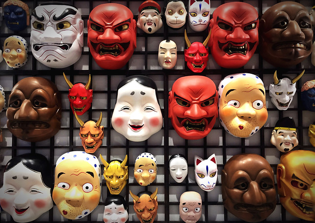 face-people-art-portrait-mask picture material