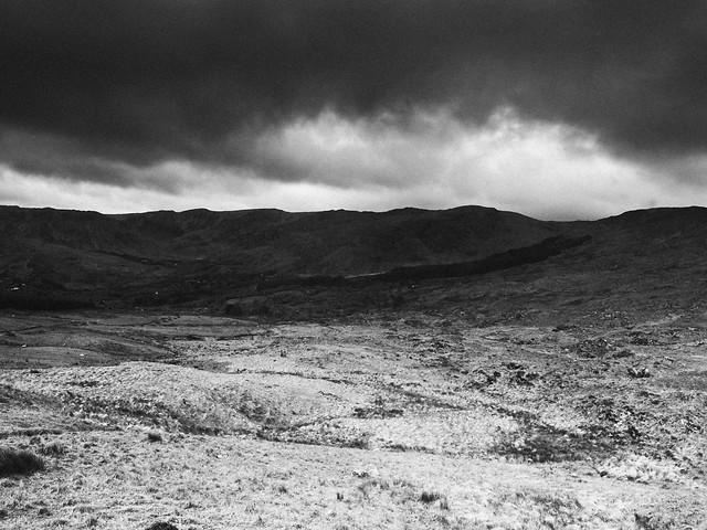 no-person-landscape-sky-monochrome-storm picture material