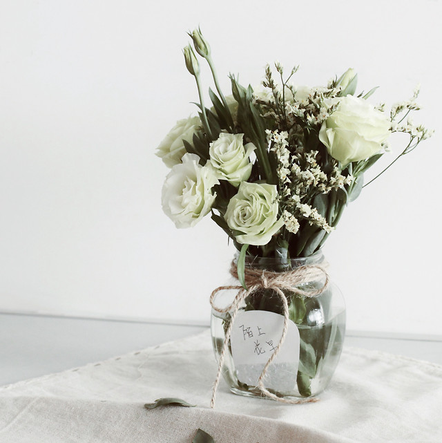 vase-bouquet-decoration-flower-nature picture material