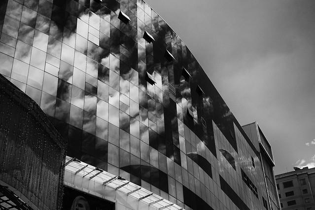 monochrome-city-no-person-architecture-building picture material