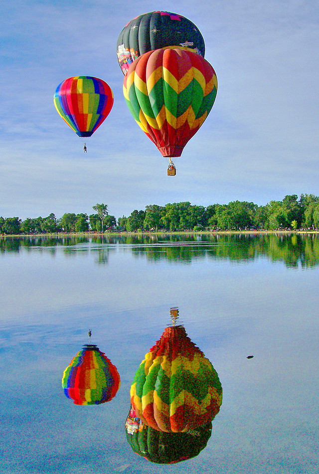 balloon-hot-air-balloon-floating-sky-festival picture material