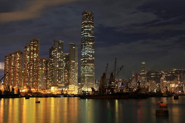 city-architecture-downtown-skyline-cityscape 图片素材