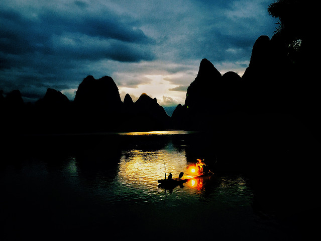 sunset-water-evening-no-person-dawn 图片素材
