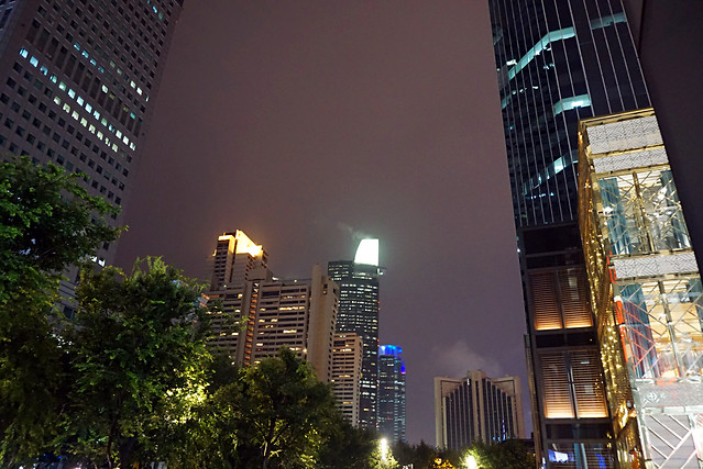 city-skyscraper-architecture-building-metropolitan-area 图片素材