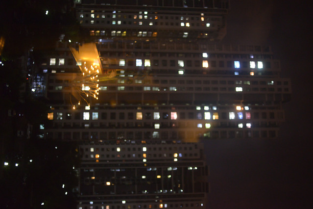 no-person-city-light-architecture-night 图片素材